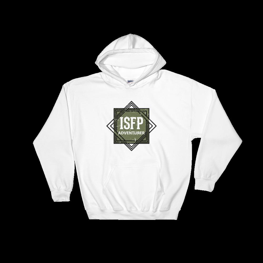 Isfp The Adventurer Hooded Sweatshirt I Wear The
